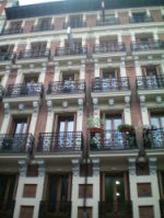 Außenanblick des Magda Hostel