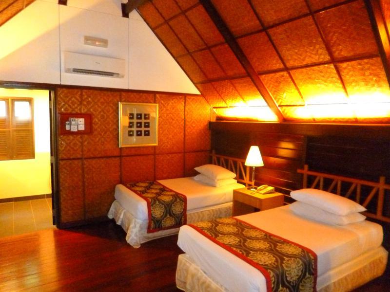 Doppelzimmer im Mutiara Taman Negara Resort