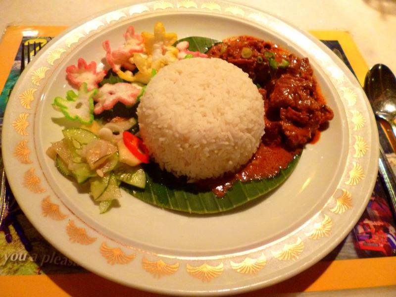 Gastronomie und Kulinarik im Taman Negara National Park