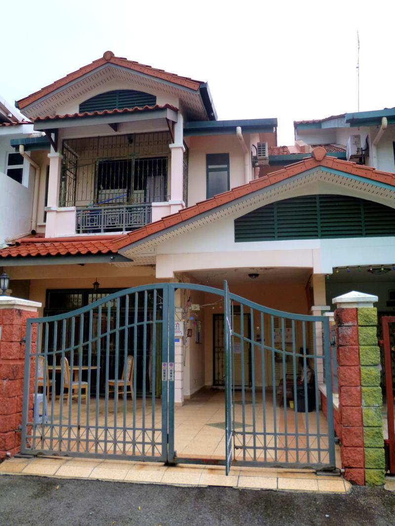 Goodies Guesthouse in Johor Bahru, nahe der Grenze zu Singapur