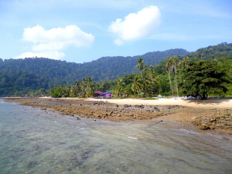 Ein kleines Mini-Paradies an der Ostküste von Malaysia: Pulau Tioman