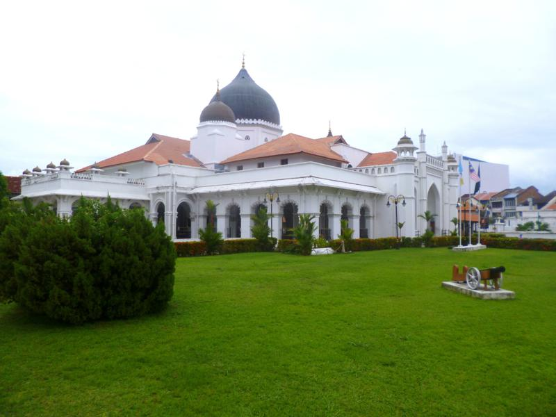 Die Kuan Yin Teng Moschee in Georgetown