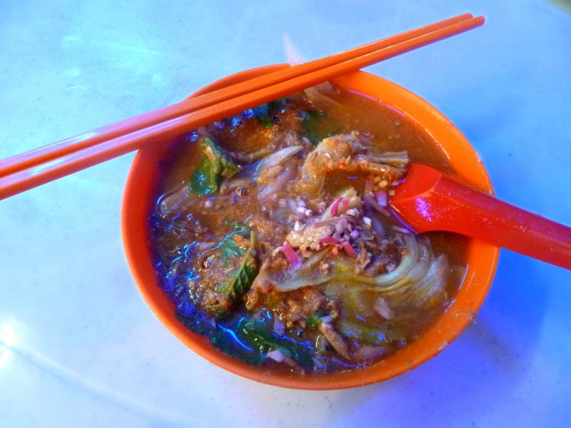 Penang - die Food-Hauptstadt von Malaysia