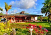 Mein AirBnB in Morne Rouge im Norden von Martinique