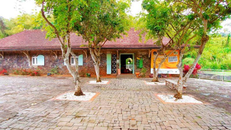 Das Bananenmuseum in Sainte-Marie auf Martinique