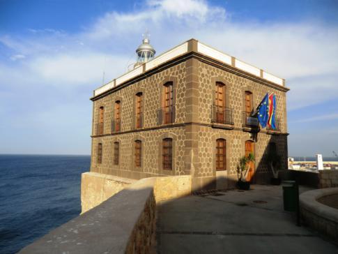Die wunderschöne Altstadt von Melilla, die Medina Sidonia