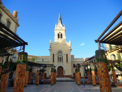 Stadtrundgang durch Melilla, einer spanischen Enklave in Marokko