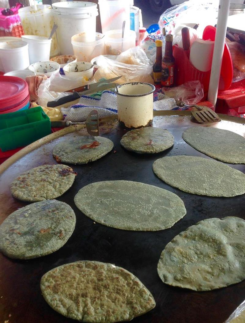 Das leckere Street Food war das größte Highlight während meiner Reise nach Mexico City