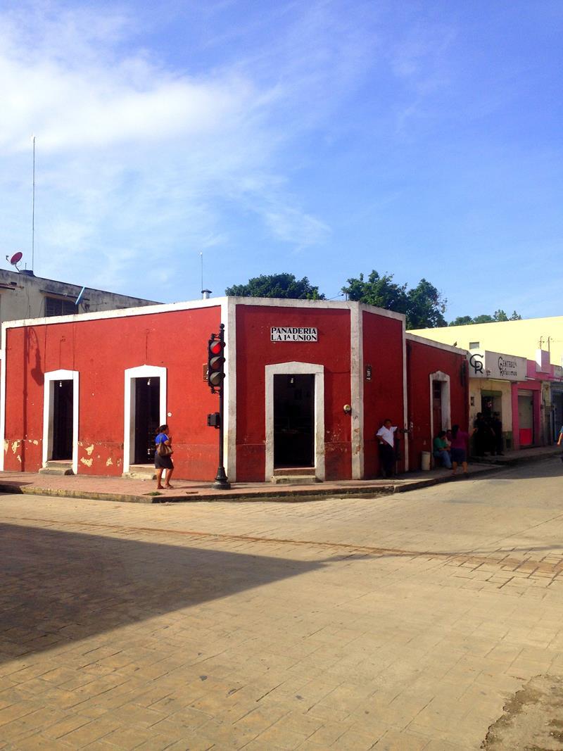 Die hübsche Kleinstadt Valladolid auf Yucatan