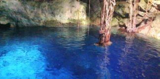 ucatan merida cenotes de cuzama