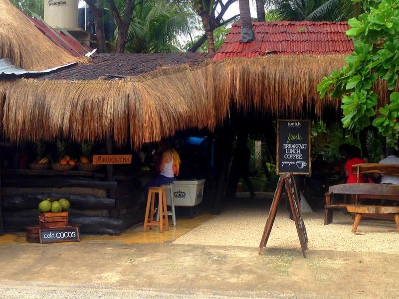 Eindrücke aus dem Örtchen Tulum im Südosten von Yucatán