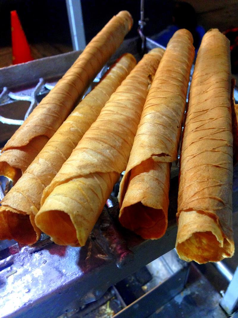 Maquesitas, ein typischer Nachtisch in Mexiko und Yucatán