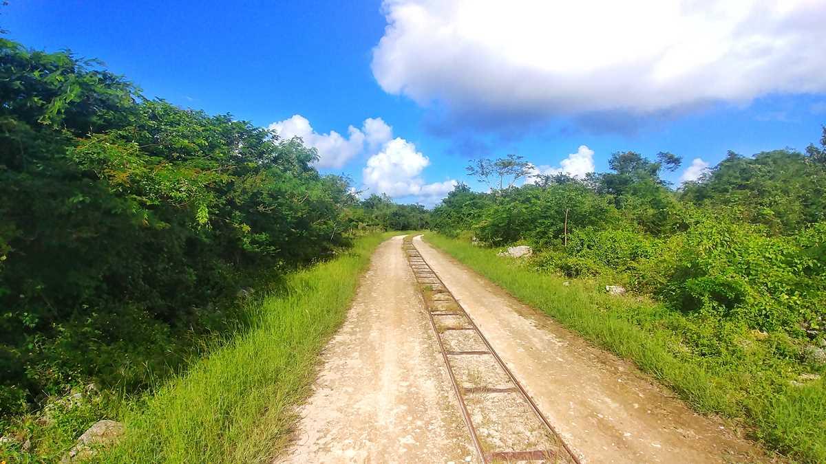 Cenoten Santa Barbara zwischen Homun und Cuzama als perfekter Tagesausflug von Merida