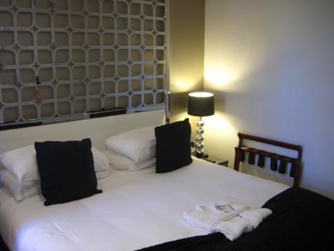 Unser Zimmer im Room Mate Waldorf Towers Miami Beach