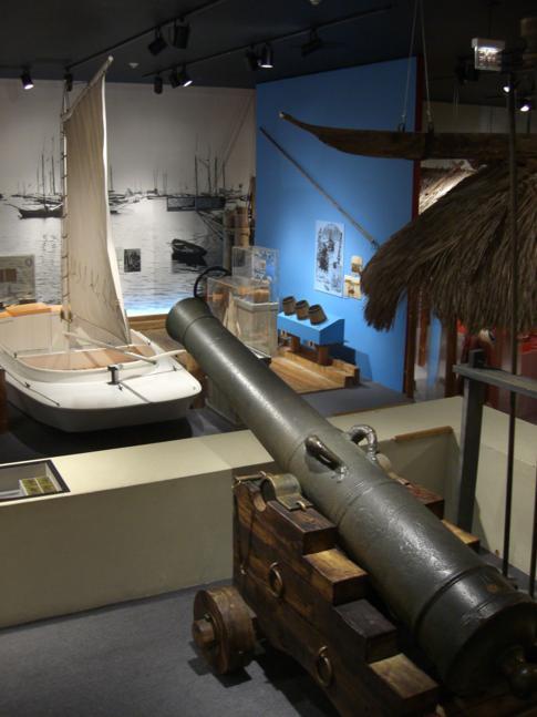 Das Museum History Miami im Zentrum der Stadt