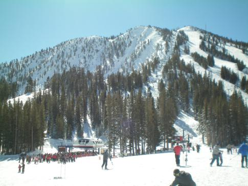 Skigebiet: Mount Rose