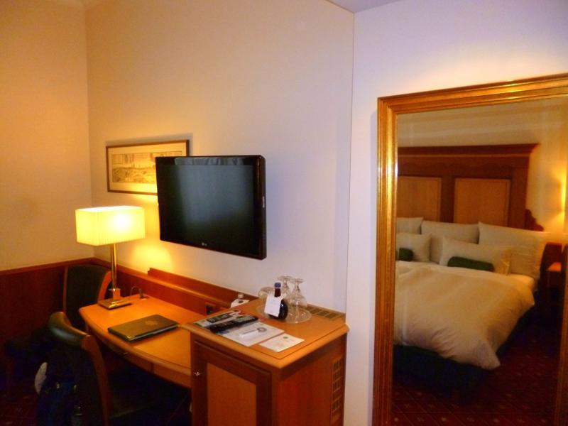 Mein Zimmer im Hotel Platzl in München