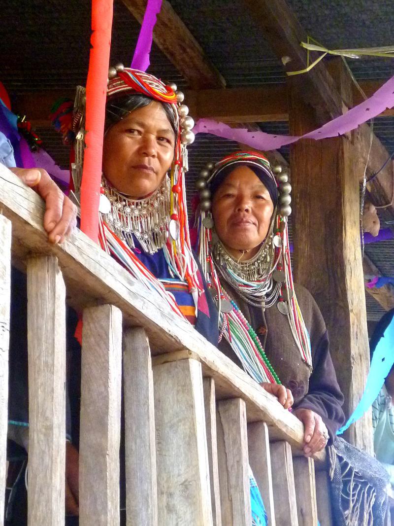 Ein besonderes Erlebnis: eine Hochzeit im Bergdorf der Akha in Myanmar