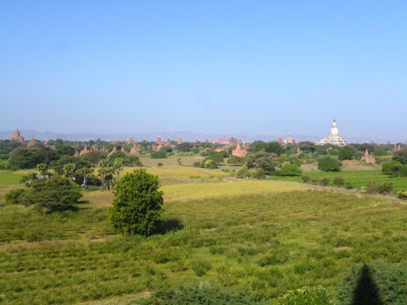 Die Tempel von Bagan – Myanmars magische Mauern