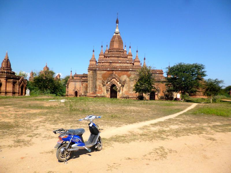 Die Tempelanlagen von Bagan - beeindruckendes Weltkulturerbe in Myanmar