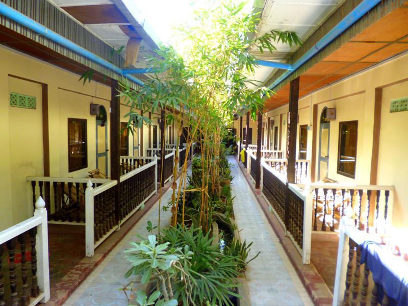 Das Mya Thida Hotel in New Bagan