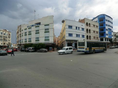 Stadtbild von Nador