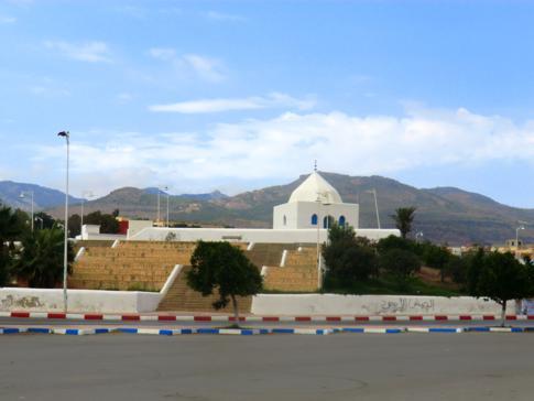 Das Mausoleum Sidi Ali in Nador