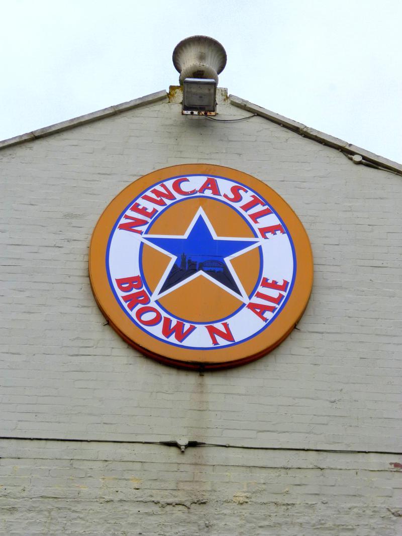 Das berühmte Newcastle Brown Ale aus Newcastle