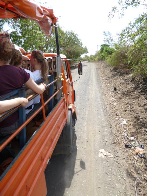 Fahrt zum Cerro Negro mit Bigfoot Hostel