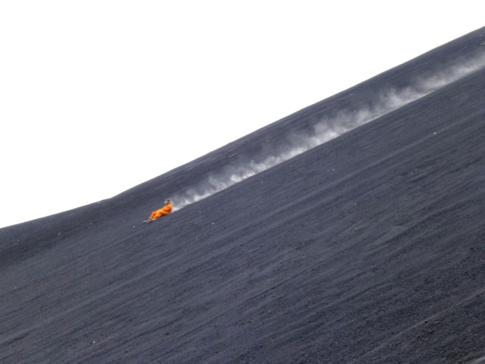 Volcano Boarding vom Cerro Negro mit Bigfoot Hostel