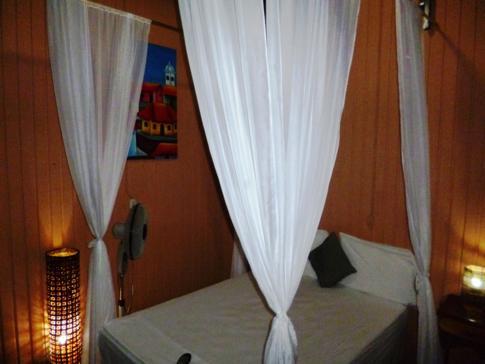 Mein Einzelzimmer im Hostal El Momento in Granada