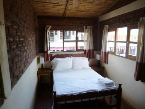 Zimmer im Cornerhouse in Moyogalpa auf der Isla de Ometepe