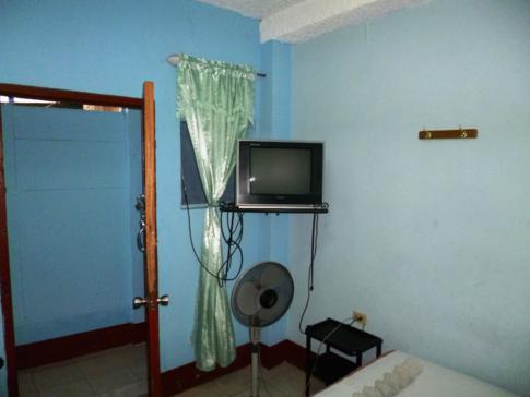 Mein Einzelzimmer im Hostal Los Ranchitos in Granada