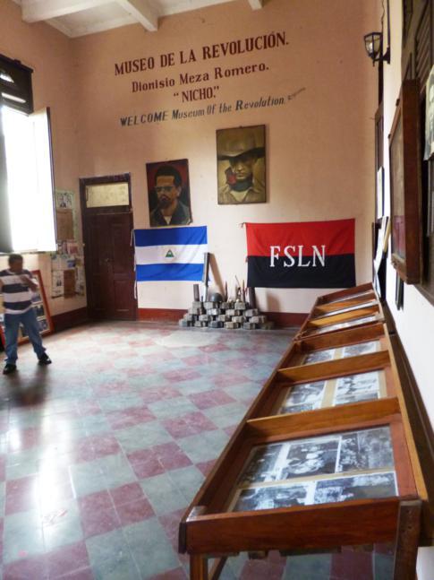 Das Revolutionsmuseum von León
