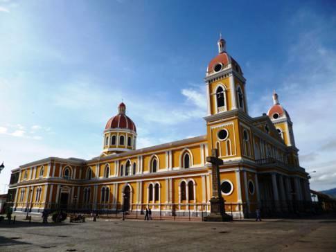 Hauptattraktion von Granada, die große Kathedrale
