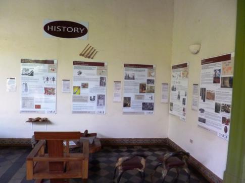 Das Schokoladenmuseum von Granada im Choco Cafe