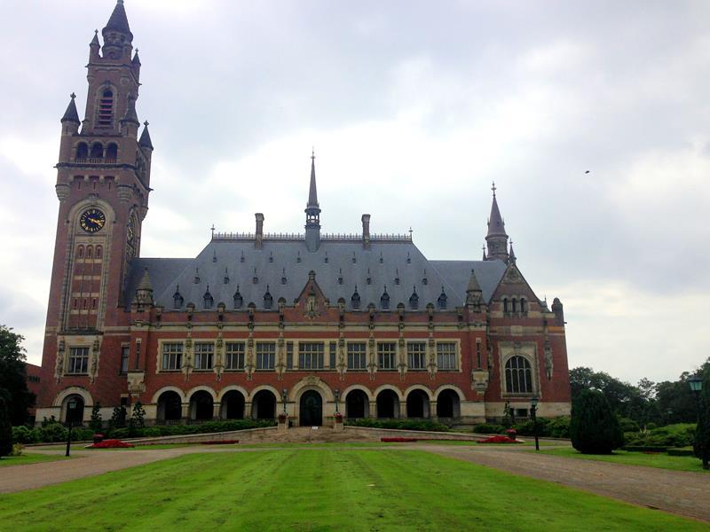 Der Friedenspalast von Den Haag