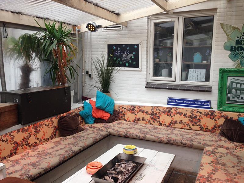 Das Jorplace Beach Hostel in Scheveningen