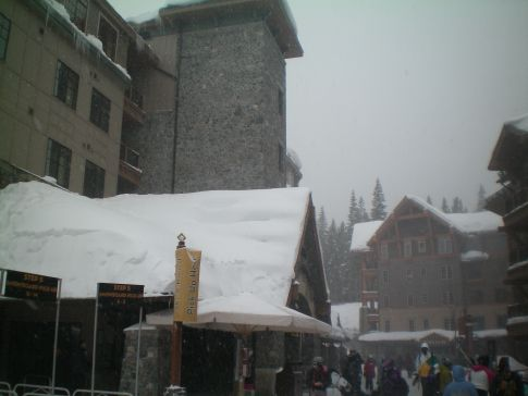 Das Village in Northstar-at-Tahoe