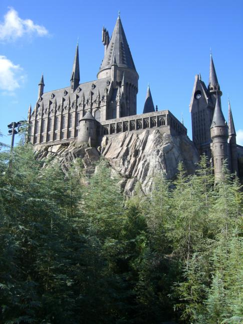 Harry Potter and the Forbidden Journey im Islands of Adventure