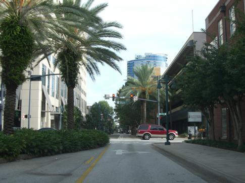 Ruhiges Orlando zum Sonntagmorgen