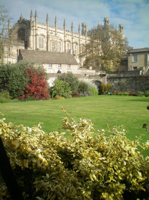 Reisebericht Oxford: mit dem Megabus nach Oxford