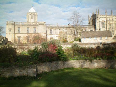 Das Christ Church College in Oxford