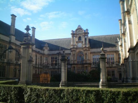 Das University College in Oxford