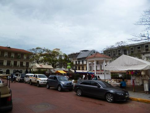 Die Casco Viejo oder auch Casco Antiguo - die schöne Altstadt von Panama City
