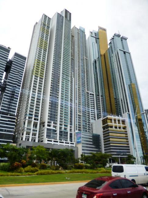 Hochhäuser im Bankenviertel von Panama City