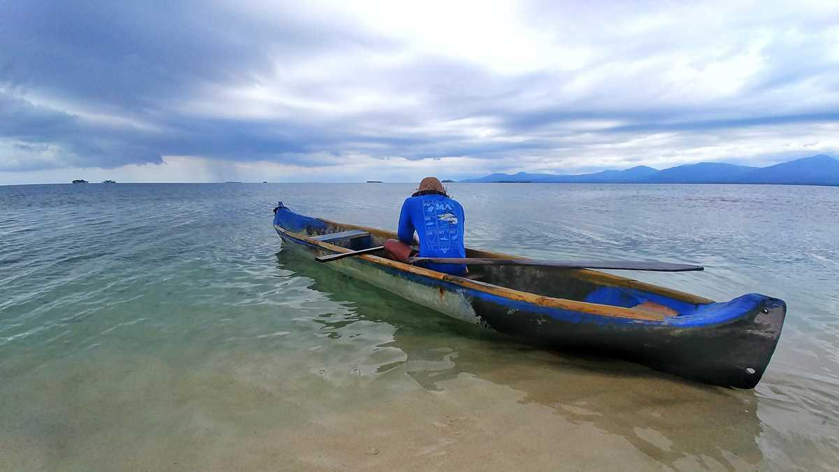 Die wunderschönen San Blas Inseln an der Karibik-Küste von Panama