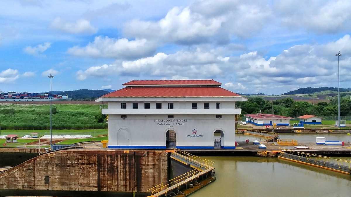 Der Panamakanal, die wichtigste Attraktion von Panama-Stadt