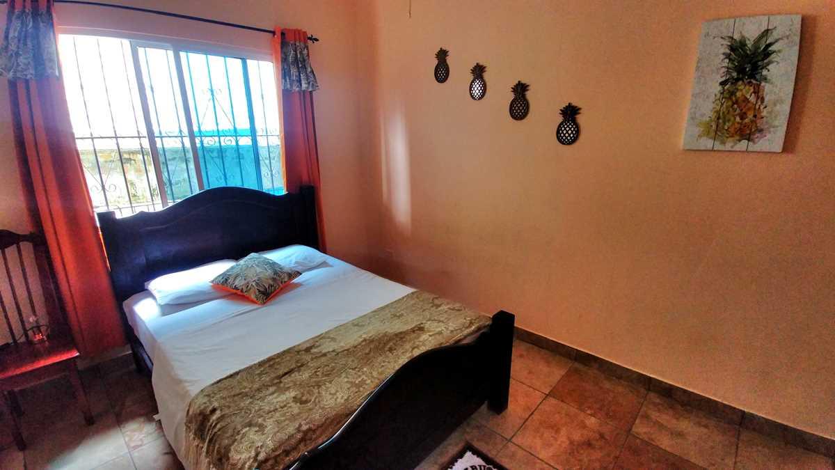 Die Unterkunft Bocas Style Hostel auf der Isla Colon im Bocas del Toro Archipel