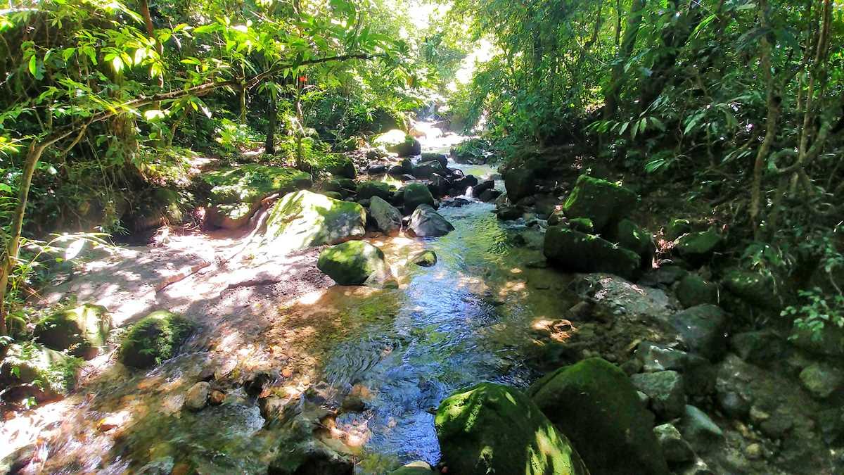 Wundervolle Natur in El Valle de Anton im Zentrum von Panama